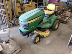 Riding Mower For Sale:  2008 John Deere X304 , 17 HP