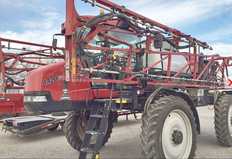 2009 Case IH 4420 Sprayer-Self Propelled For Sale