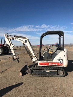 Excavator-Track For Sale:  Bobcat 325