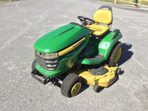 2008 John Deere X540 Riding Mower For Sale