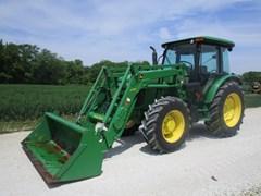 Tractor For Sale 2013 John Deere 5115M , 115 HP