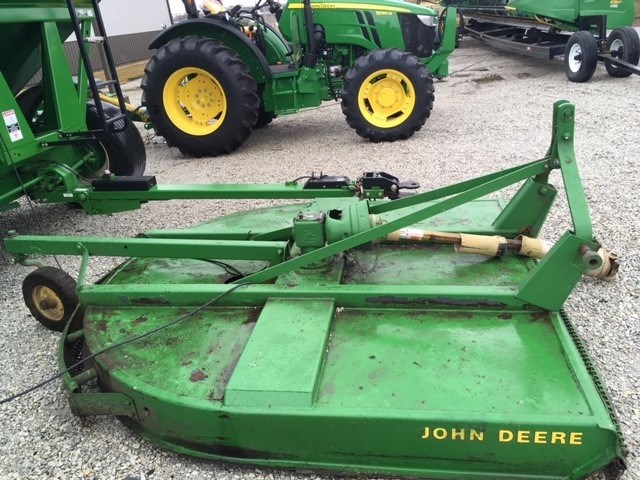 1996 John Deere 717 Rotary Cutter For Sale