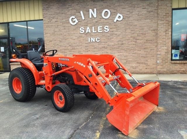 2011 Kubota L3200HST Tractor For Sale