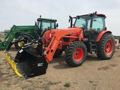 Tractor For Sale:  2014 Kubota M135GX