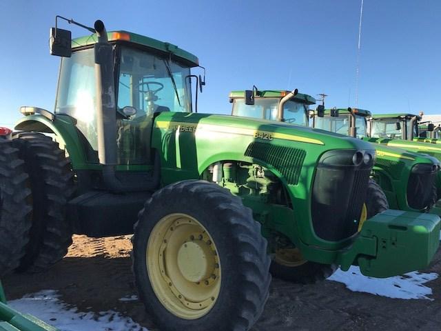 2005 John Deere 8420 Tractor For Sale