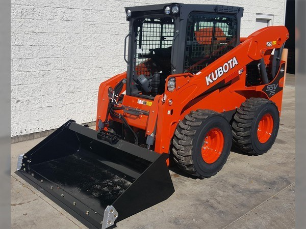 2017 Kubota SSV75 Skid Steer For Sale
