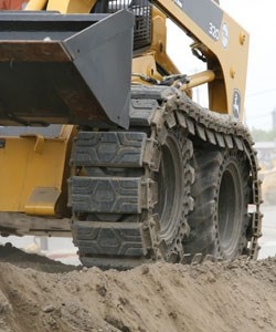 Other New skid steer tracks Skid Steer Attachment For Sale