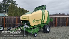 Baler-Round For Sale 2017 Krone F155XC