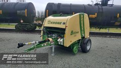 Baler-Round For Sale 2016 Krone F125