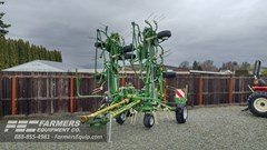Tedder For Sale 2016 Krone KWT8.82DB