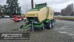 Baler-Round For Sale 2017 Krone CF155XCT