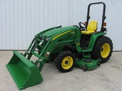 Tractor - Compact For Sale 2013 John Deere 3720 , 44 HP