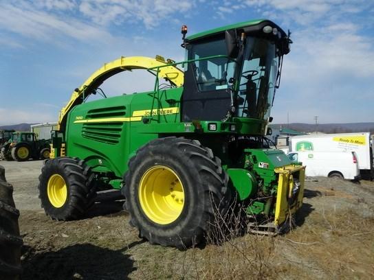 2008 John Deere 7450 Forage Harvester-Self Propelled For Sale