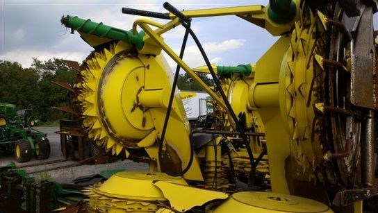 2008 John Deere 678 Forage Head-Rotary For Sale