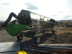 Header-Auger/Flex For Sale 2009 John Deere 625F