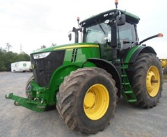 Tractor - Row Crop For Sale 2013 John Deere 7280R , 280 HP