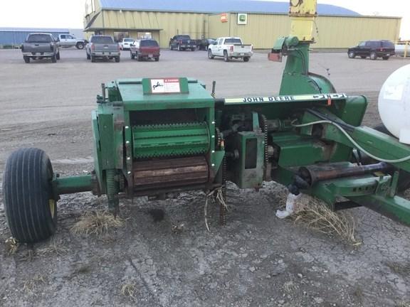 1985 John Deere 3970 Forage Harvester-Pull Type For Sale