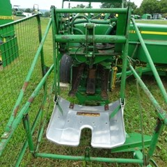 Photos of 1988 John Deere 328 Baler-Square For Sale