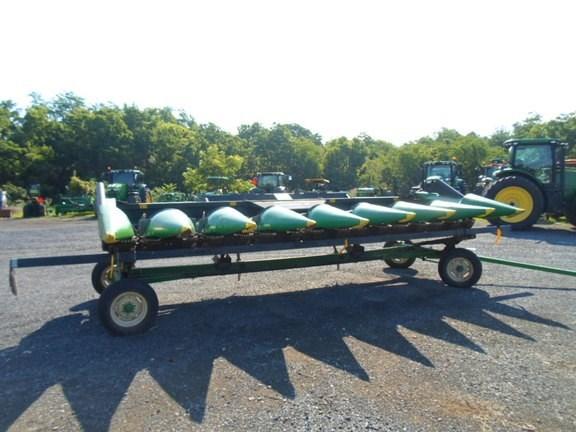 2010 Geringhoff RD830 ROTA DISC Header-Corn For Sale