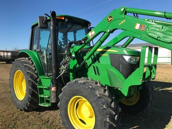 John Deere 6125M Tractor For Sale