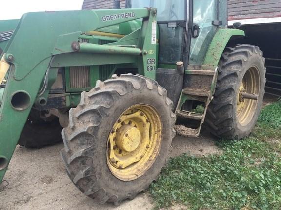 1994 John Deere 7700 Tractor For Sale