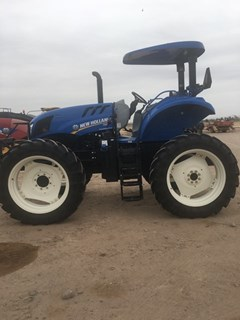 Tractor :  2017 New Holland TS6.120 HC