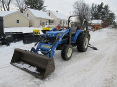 Tractor For Sale:  2011 New Holland T1530 , 45 HP