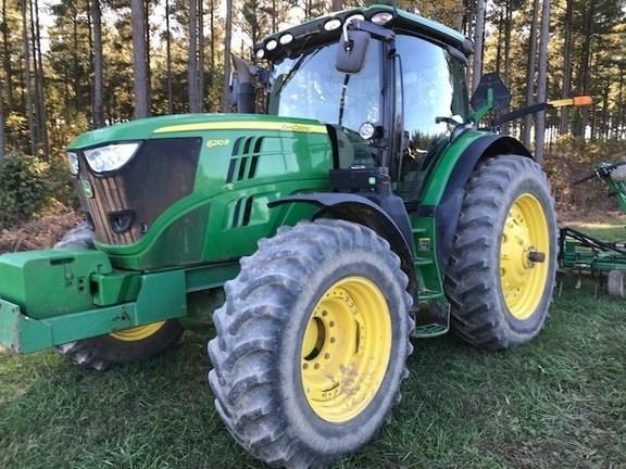 2013 John Deere 6210R Tractor For Sale