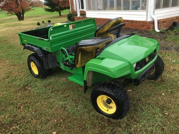John Deere TX 4X2 Utility Vehicle For Sale