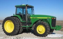 Tractor For Sale 1997 John Deere 8100 , 180 HP