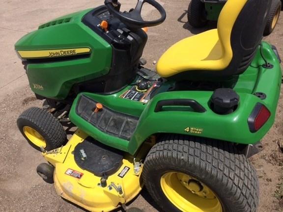2015 John Deere X534 Riding Mower For Sale