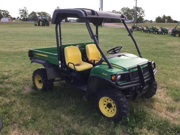 2009 John Deere XUV 620i Utility Vehicle For Sale