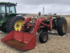 Tractor For Sale:  Oliver 1650