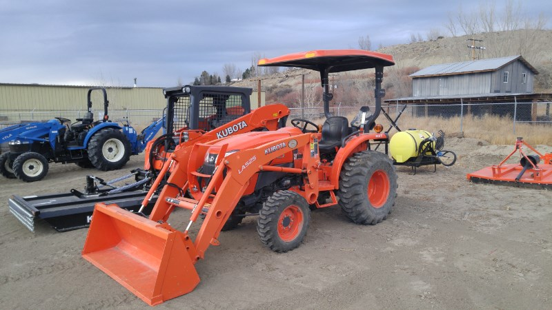 2016 Kubota L3301HST Tractor For Sale