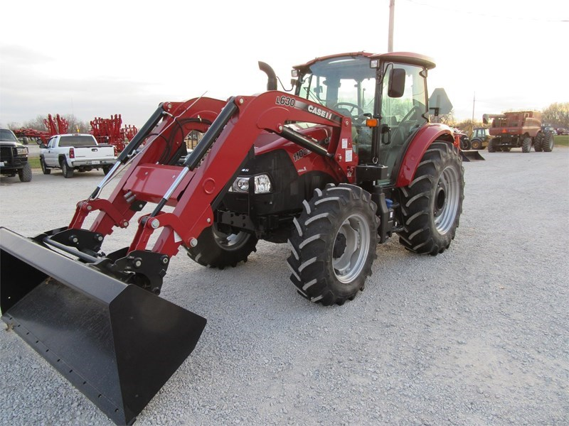2017 Case IH FARMALL 110C Tractor For Sale