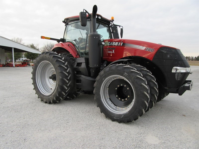 2017 Case IH MAGNUM 280 Tractor For Sale