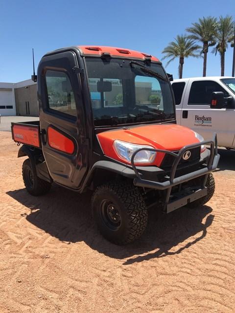 2016 Kubota RTV-X1100CWL Utility Vehicle For Sale