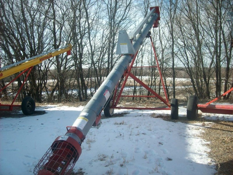 2010 Sudenga 10X31 Auger-Portable For Sale