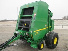 Baler-Round For Sale:  2015 John Deere 469 Silage Special