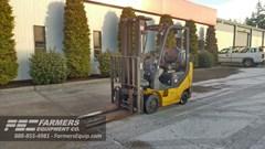 ForkLift/LiftTruck-Industrial For Sale 2013 Komatsu FG18SHTU-20