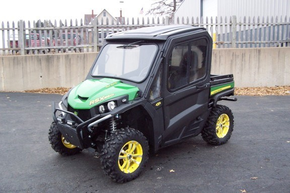 2016 John Deere RSX860I Utility Vehicle For Sale