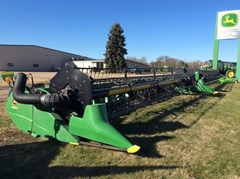Header-Auger/Flex For Sale 2012 John Deere 630F