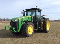 Tractor For Sale 2014 John Deere 8245R , 245 HP