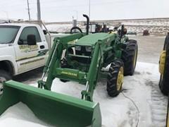 Tractor For Sale:  2016 John Deere 5065E