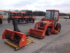 Tractor For Sale:  1998 Kubota B2400HSD