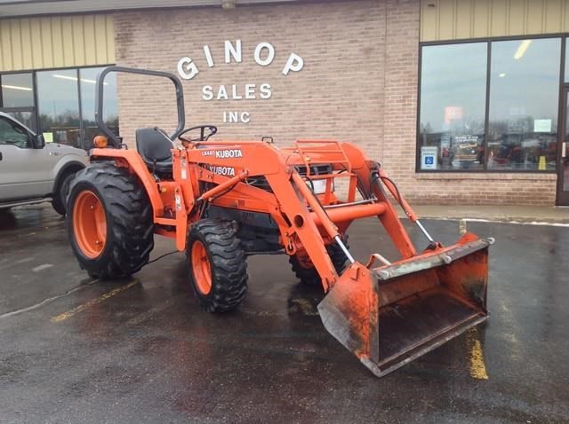 1996 Kubota L2900DT Tractor For Sale