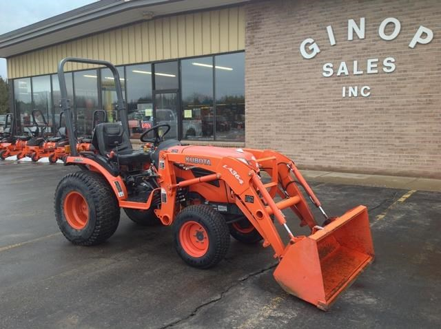 2012 Kubota B2920HSD Tractor For Sale