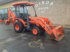 Loader Backhoe For Sale:  2013 Kubota B26TLB