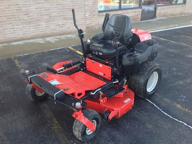 2005 Gravely 252Z Zero Turn Mower For Sale