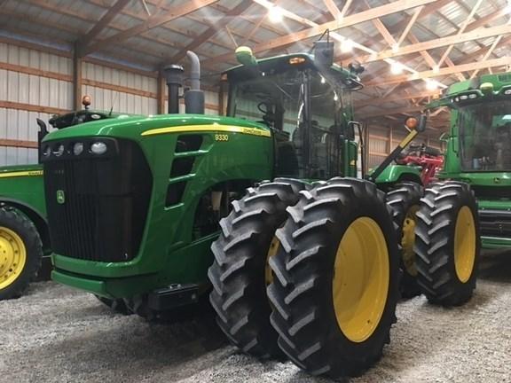 2009 John Deere 9330 Tractor For Sale